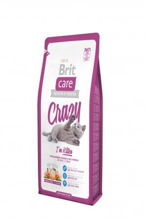 Care Cat Crazy Kitten для котят, беременных и кормящих кошек