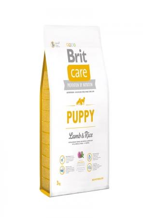 NEW Care Puppy All Breed  для щенков всех пород, ягненок с рисом