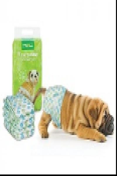 DP01 Подгузник для собак XS, вес собаки 2-4 кг (уп.22шт.)