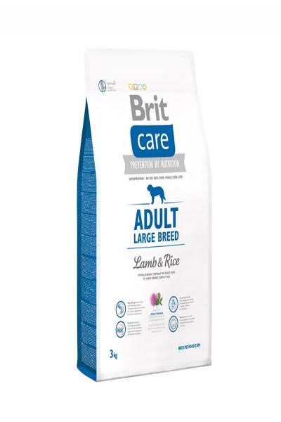 NEW Care Adult Large Breed  д/взросл. собак крупн. пород, ягненок с рисом