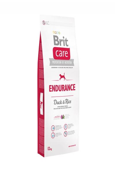 NEW Care Endurance для активных собак всех пород, утка с рисом