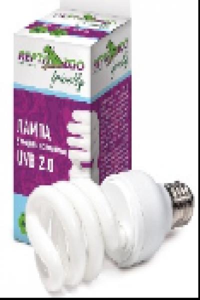 Лампа УФ UVB 2.0 13Вт