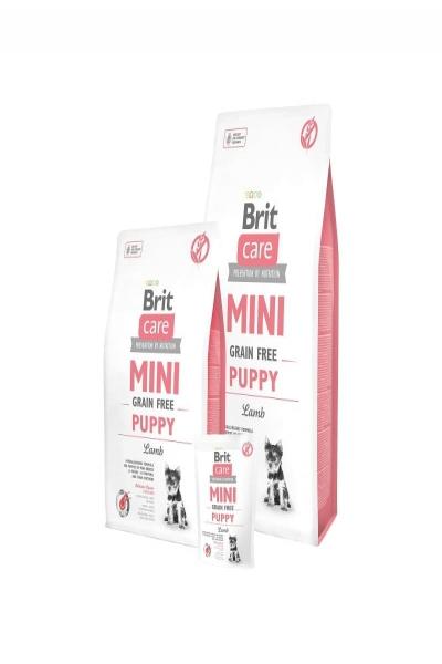 Care MINI GF Puppy Lamb беззерновой корм д/щенков мини-пород, ягненок