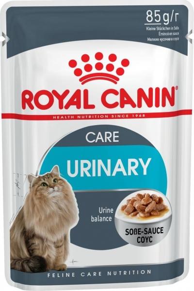 URINARY CARE, влажный корм для кошек Royal Canin
