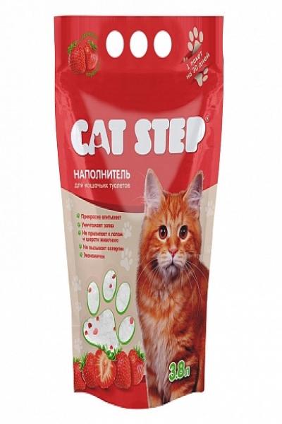 Наполнитель Cat Step Клубника