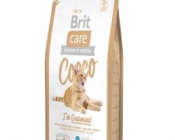 Care Cat Cocco Gourmand беззерновой, для кошек-гурманов