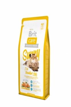 Care Cat Sunny Beautiful Hair для кошек, для ухода за кожей и шерстью
